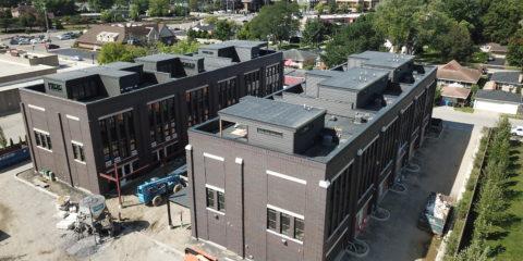 Park Terrace Row Homes Mount Prospect terraces